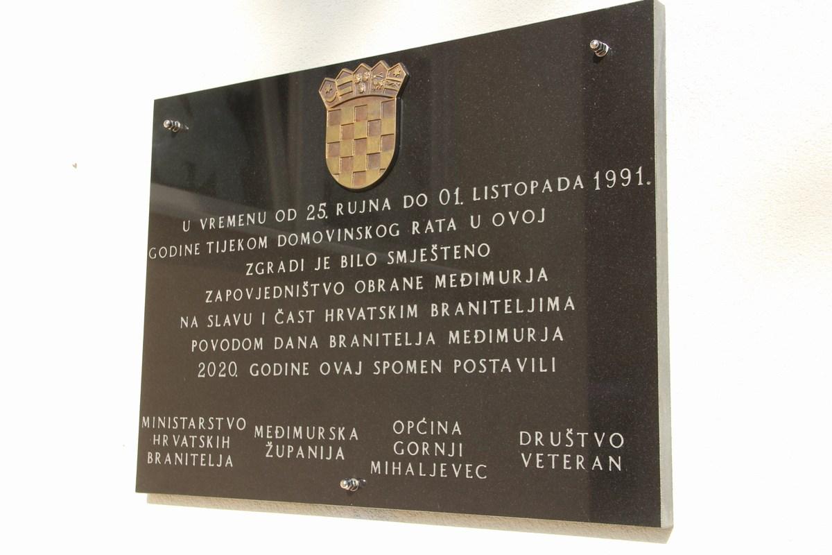 29. obljetnica oslobođenja Međimurja 1991. i Dan međimurskih branitelja 2