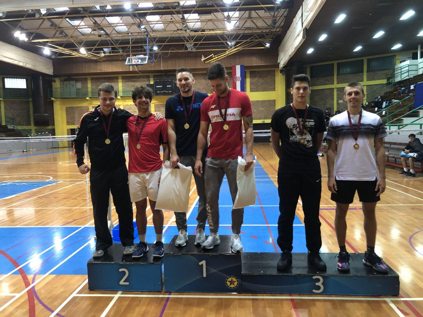 bkmč badminton Matija Hranilović Borna Vadlja