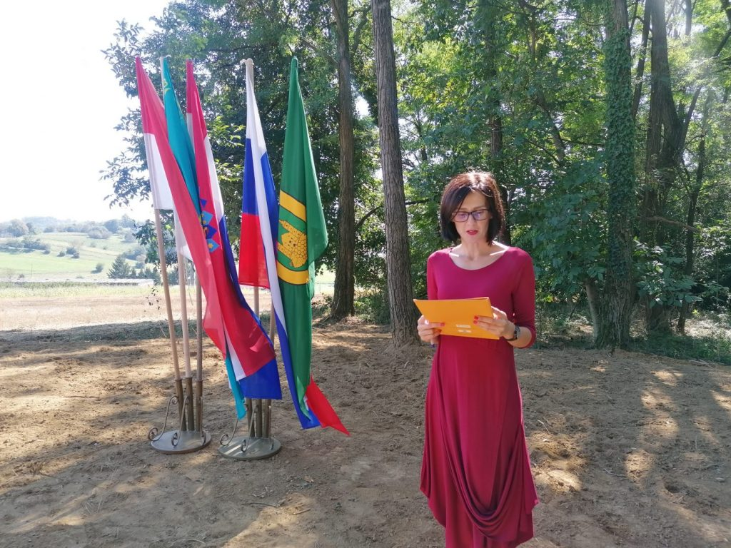 Park mira i prijateljstva štrigova