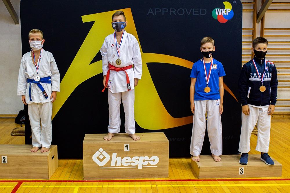 međimurje open 2020. karate 4