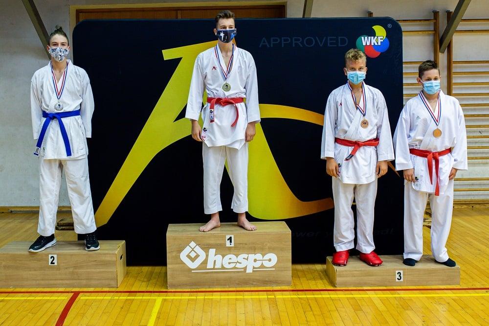 međimurje open 2020. karate 6