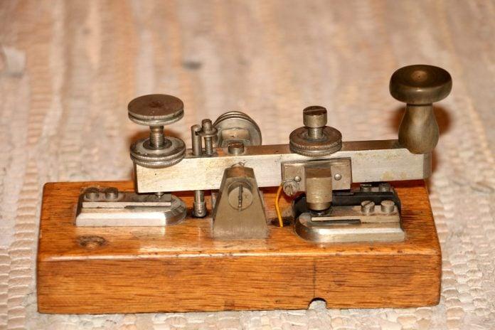 Morseovo tipkalo kod