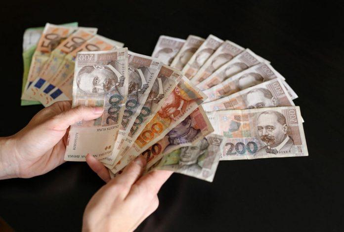novci kune