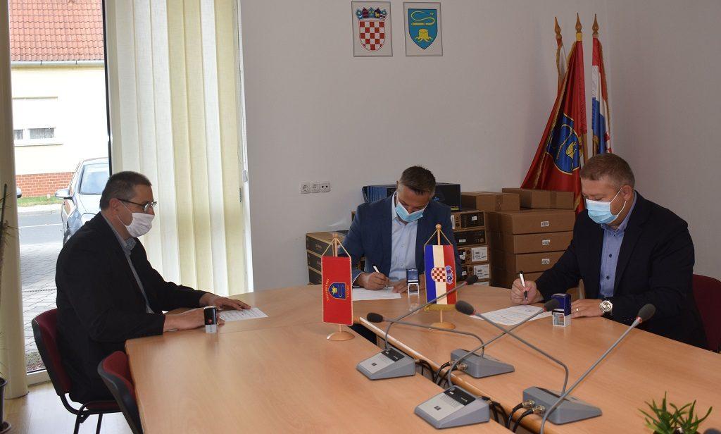 Sporazum grad Čakovec i OŠ Strahoninec