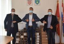 Sporazum grad Čakovec i OŠ Strahoninec informatička nabava
