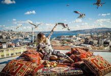 Ilustracija: Martina Jakšić Rodiger ljetos u Turskoj