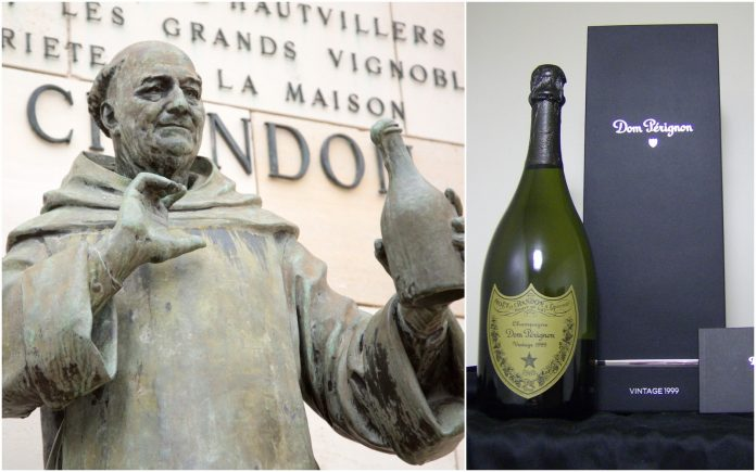 Dom Perignon šampanjac