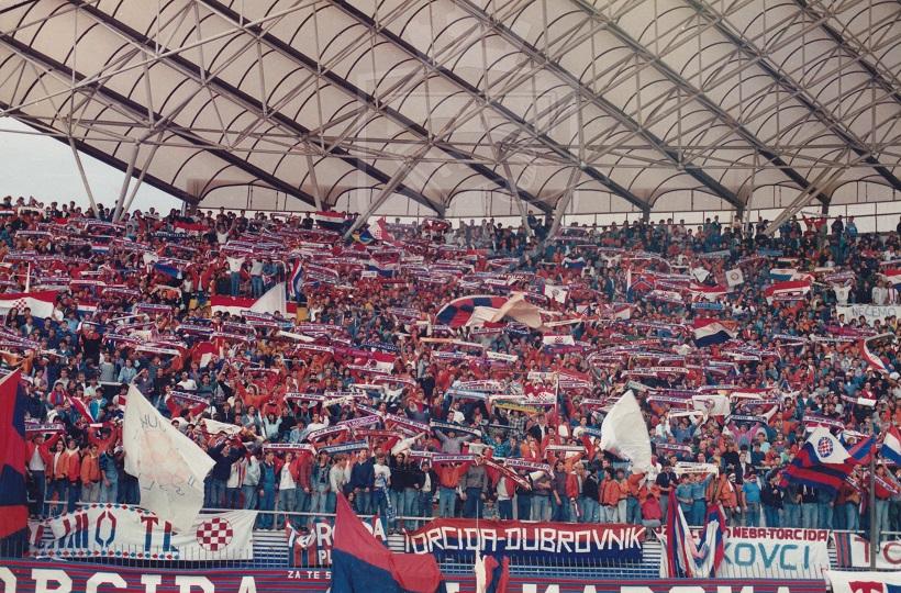 torcida hajduk partizan 1990 7