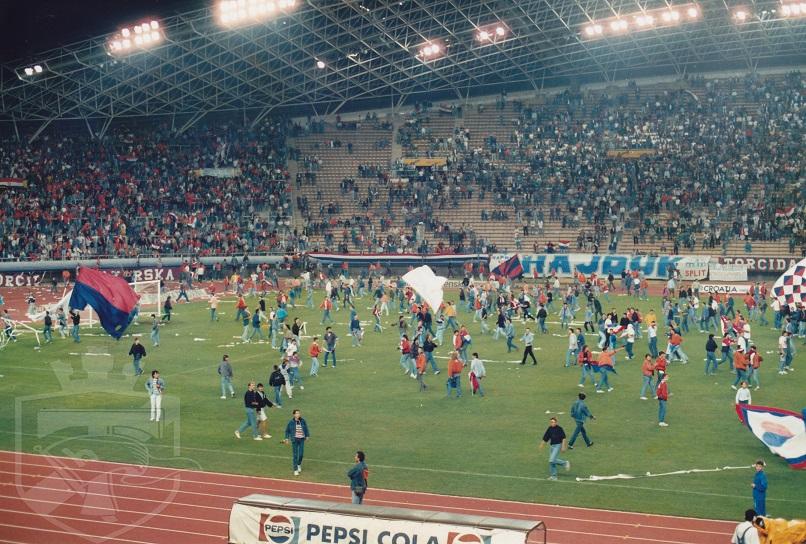 torcida hajduk partizan 1990 3