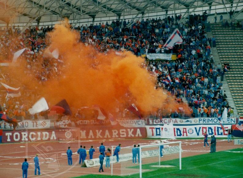 torcida hajduk partizan 1990 6