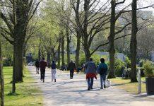 hodanje park
