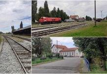 Željeznički kolodvor Čakovec 1