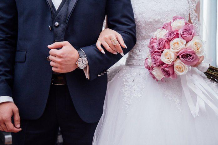 vjenčanje ilustracija