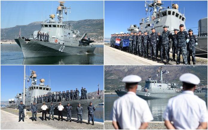 hrvatska ratna mornarica
