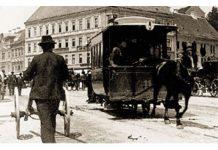 konjski tramvaj 1