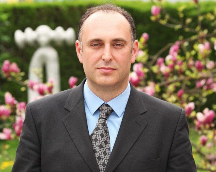 Rektor prof.dr.sc. Marin Milkovic (1)