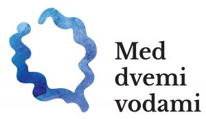 logotip Med dvemi vodami