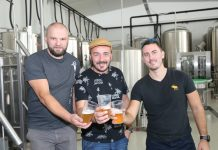 Otvorenje pivovare Lepi Dečki u Čakovcu