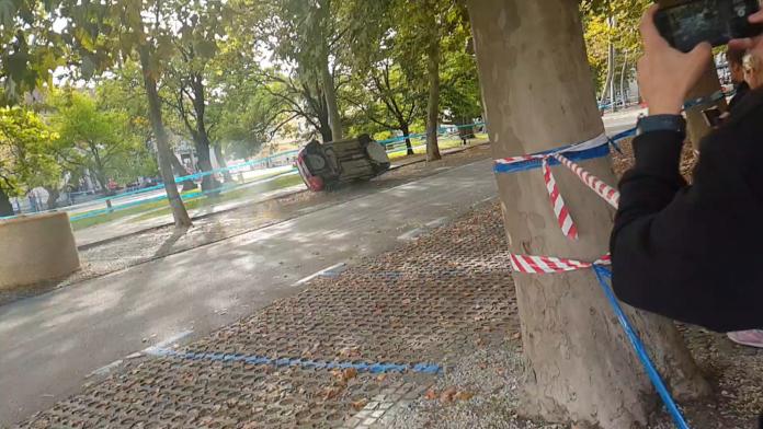 nesreća čakovec utrka