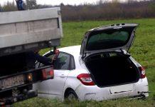 Prometna nesreća između Čakovca i Štefanca