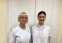 Dr. Štefica Kedmenec Bartolić, dr. med., specijalist dermatovenerolog i dr. Lucija Bartolović, dr. med.