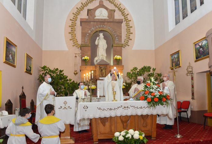 posvećenje crkve d.dubrava 2