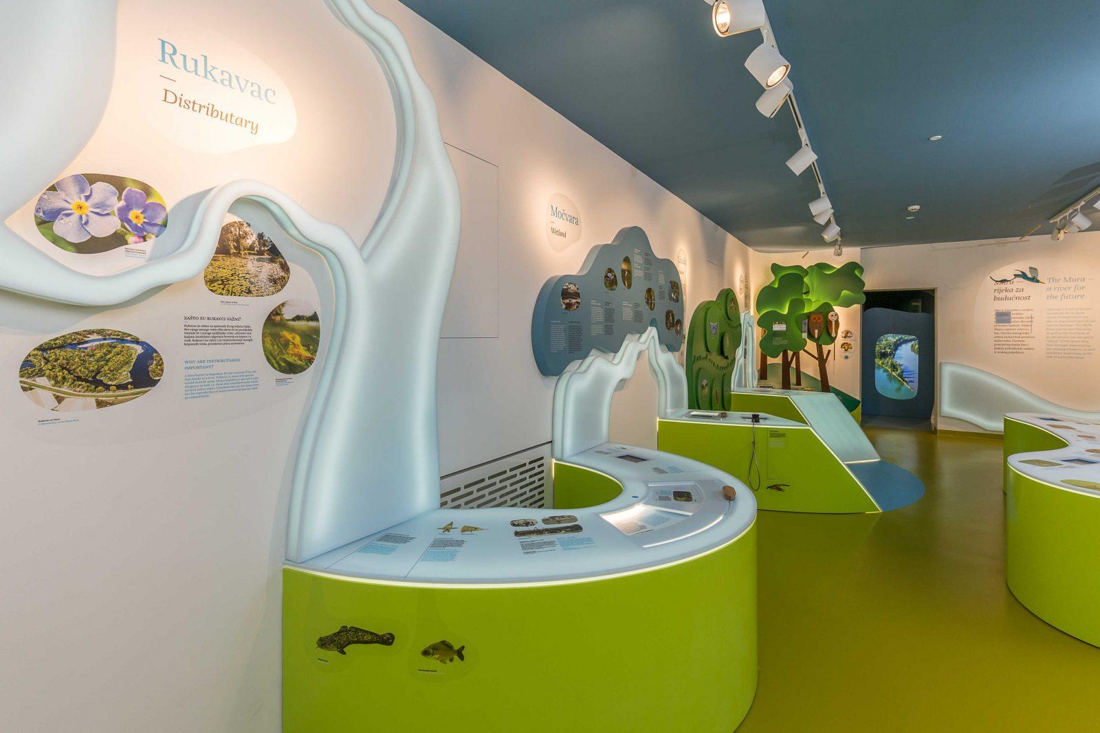 Galerija Mura Centar Med dvemi vodami