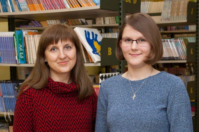 Marta Premuš i mentorica Dubravka Lajtman iz OŠ Selnica