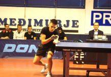 U očekivanju nastavka sezone - Filip Godina (MSTC Čakovec) -