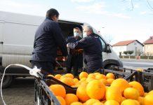 mandarine za čakovečke vrtiće