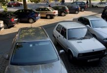 parking čakom čakovec