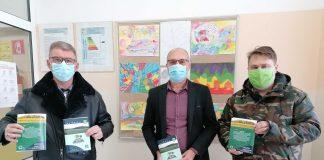 Dražen Srpak, Elvis Šarić i Siniša Golub