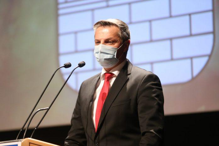 Gradonačelnik Stjepan Kovač