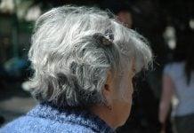 starija žena