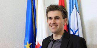 Valentino Škvorc, općinski načelnik