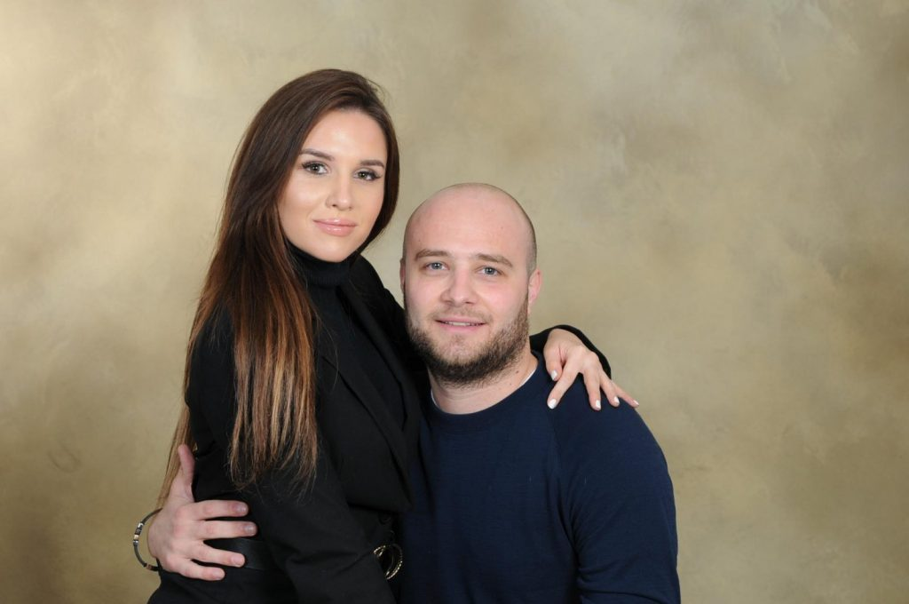 Valerio sa Sarom Sečan