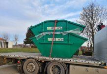 kontejner groblje mursko središće