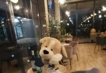 medo u kafiću
