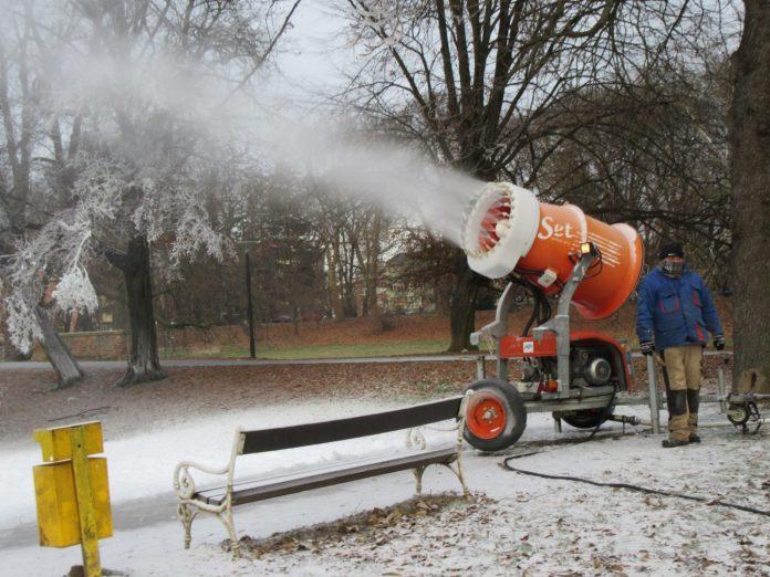 top za snijeg