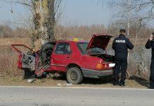 Nesreća uz kanal, foto: Zlatko Vrzan