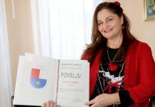 Gordana Prebeg, foto: Zlatko Vrzan
