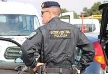 interventna policija