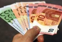 euro euri novac