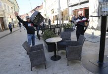 Čakovečki kafići pripremaju terase za rad