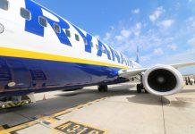 Ryanair, foto: Pixabay