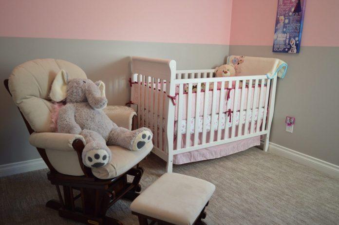 beba dječja soba