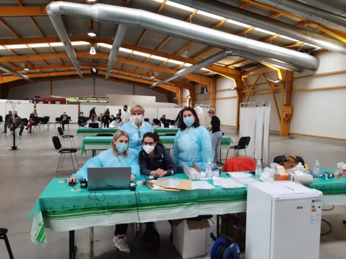 Cijepljenje u Međimurskoj županiji