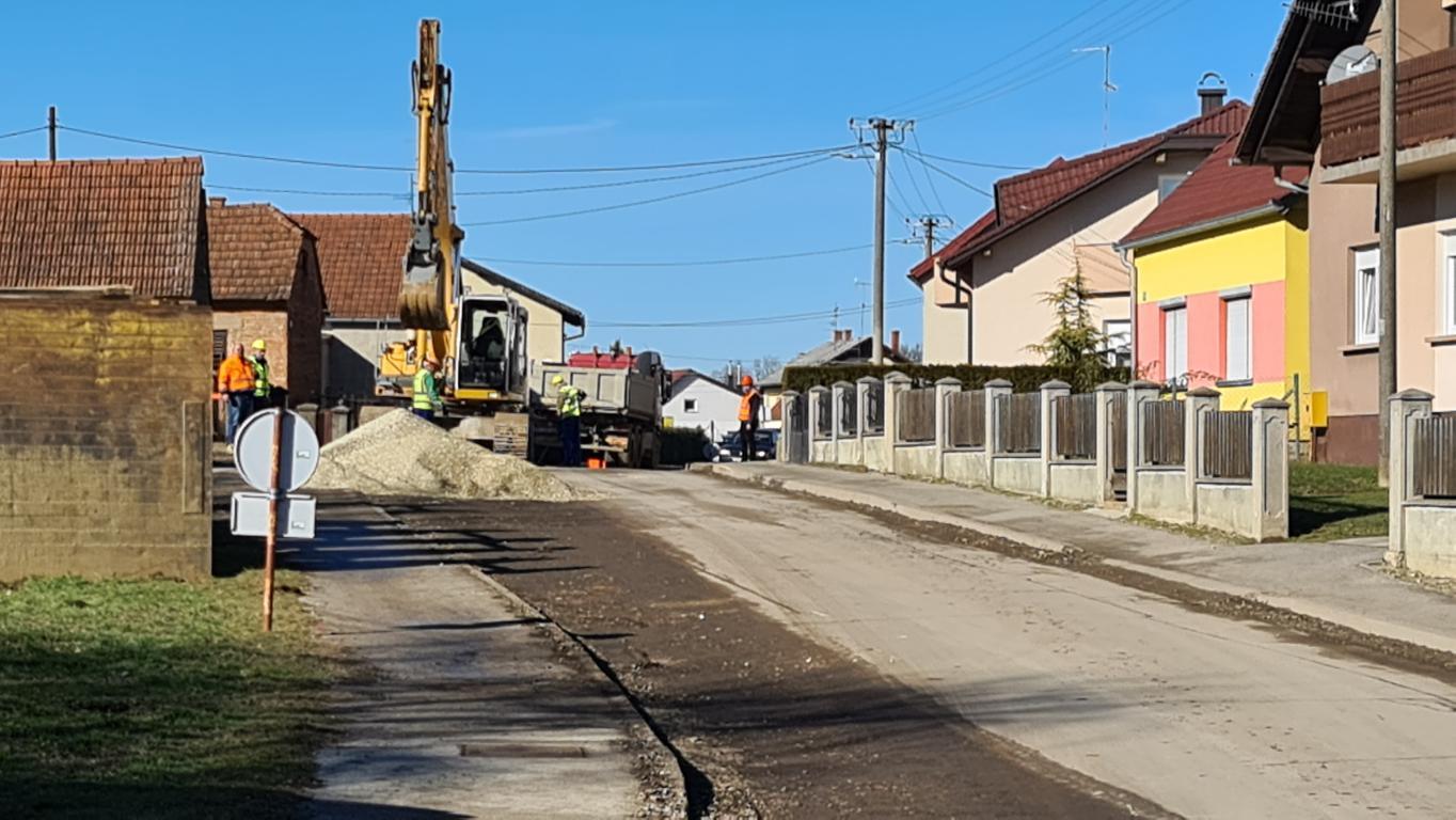 Grad traži zabranu teretnog prometa kroz Martinsku ulicu u Murskom Središću
