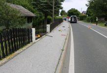 Prometna nesreća Pleškovec