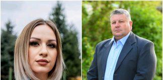 Dijana Novak i miroslav bezek